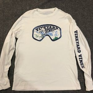 Vineyard Vines Long Sleeve LS Ski Small